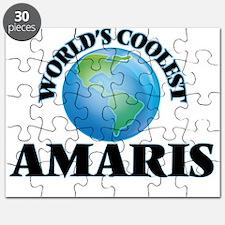 World's Coolest Amaris Puzzle