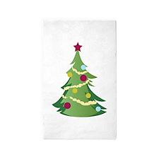 Christmas Tree Area Rug