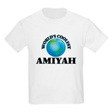 World's Coolest Amiyah T-Shirt