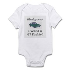 '67 Firebird Infant Bodysuit
