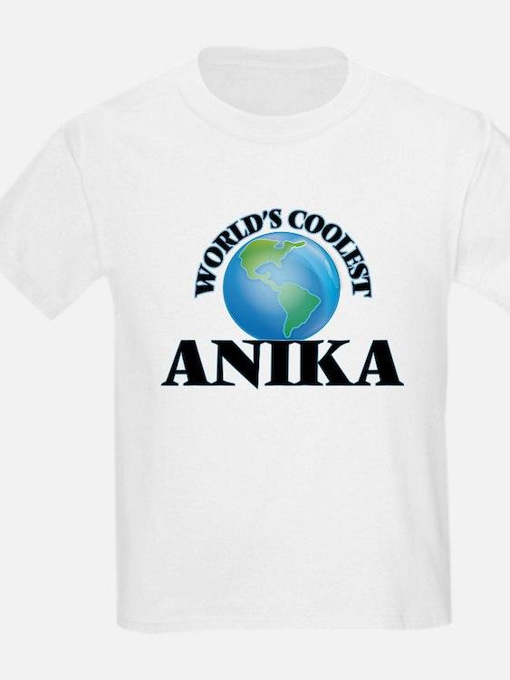 World's Coolest Anika T-Shirt