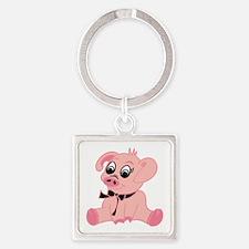 Little Pig Keychains