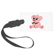 Little Pig Luggage Tag
