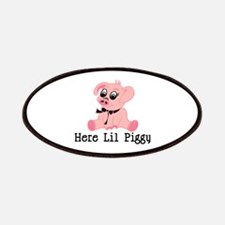 Here Lil Piggy Patches