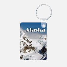 Alaska Range mountains, Alaska, Keychains