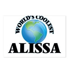 World's Coolest Alissa Postcards (Package of 8)
