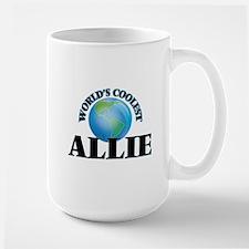 World's Coolest Allie Mugs