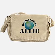World's Coolest Allie Messenger Bag