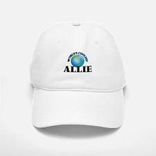 World's Coolest Allie Baseball Baseball Cap