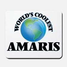 World's Coolest Amaris Mousepad