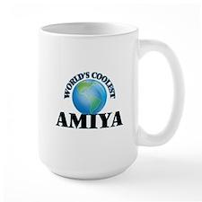 World's Coolest Amiya Mugs