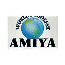 World's Coolest Amiya Magnets