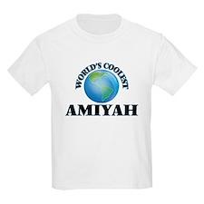 World's Coolest Amiyah T-Shirt