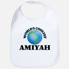 World's Coolest Amiyah Bib