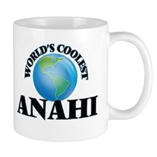 World's Coolest Anahi Mugs