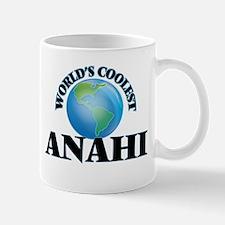 World's Coolest Anahi Mugs