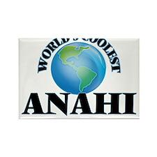 World's Coolest Anahi Magnets