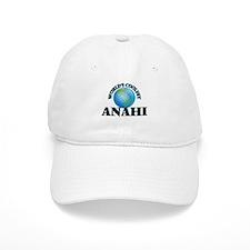 World's Coolest Anahi Baseball Cap