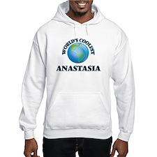 World's Coolest Anastasia Hoodie Sweatshirt