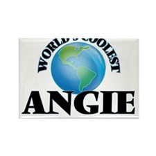 World's Coolest Angie Magnets