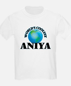 World's Coolest Aniya T-Shirt
