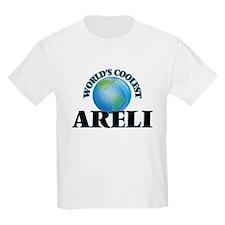 World's Coolest Areli T-Shirt