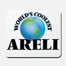 World's Coolest Areli Mousepad