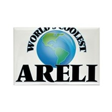 World's Coolest Areli Magnets