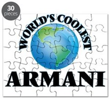 World's Coolest Armani Puzzle
