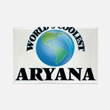 World's Coolest Aryana Magnets