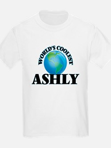 World's Coolest Ashly T-Shirt