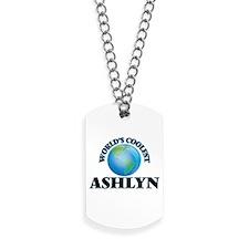 World's Coolest Ashlyn Dog Tags