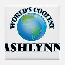 World's Coolest Ashlynn Tile Coaster