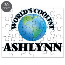 World's Coolest Ashlynn Puzzle