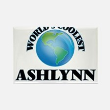 World's Coolest Ashlynn Magnets