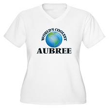 World's Coolest Aubree Plus Size T-Shirt