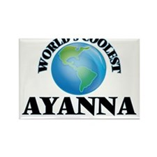 World's Coolest Ayanna Magnets