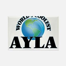 World's Coolest Ayla Magnets