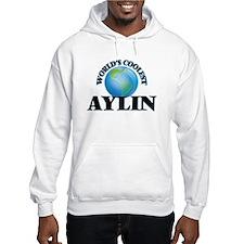 World's Coolest Aylin Hoodie Sweatshirt