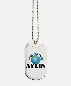World's Coolest Aylin Dog Tags