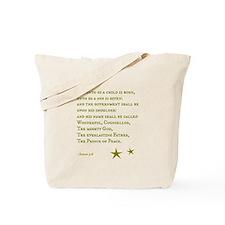 Prince of Peace Tote Bag