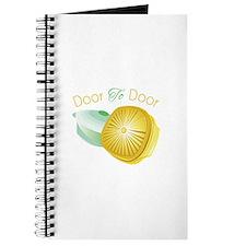 Door To Door Journal