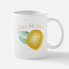 Door To Door Mugs