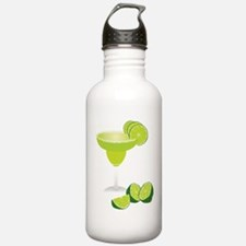 Margarita and limes Water Bottle