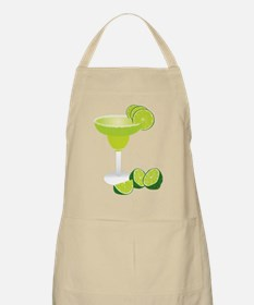 Margarita and limes Apron