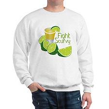 Fight Scurvy Sweatshirt