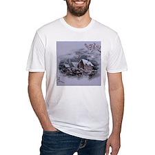 Christmas Winter Scene T-Shirt