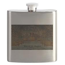 Medieval Tavern Flask