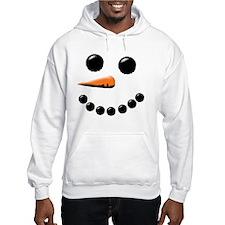 Cute Snowman Hoodie