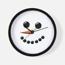 Unique Holiday Wall Clock